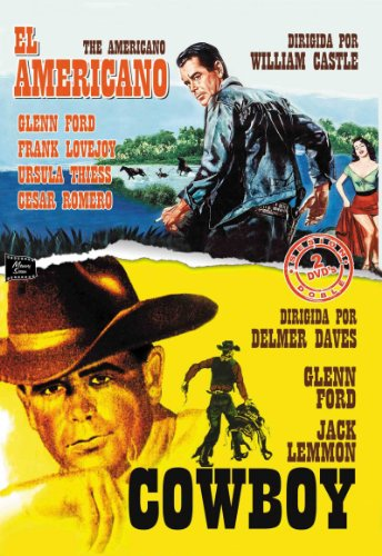 The Americano - El Americano / Cowboy Directores: William Castle / Delmer Daves Actores: Glenn Ford