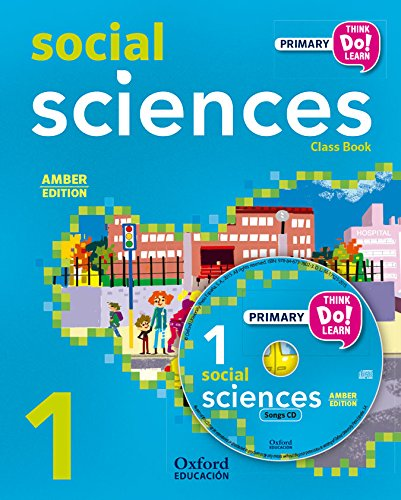 Pack amber social science primary 1 student's book (+ cd) (think do learn)