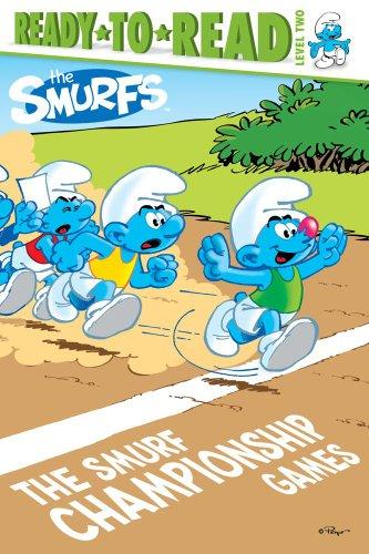 The Smurf Championship Games (The Smurfs, Ready-to-Read Level 2) por Peyo