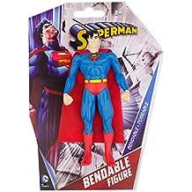 NJ Croce- Dc Comics Superman Personaggio Snodabile, Classic, DC3951