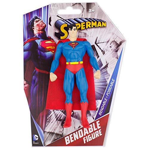 NJ Croce Classic Superman Action Figure, Multi Color