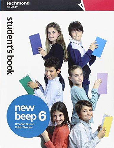 NEW BEEP 6 STUDENT'S+READER NACIONAL - 9788466825320