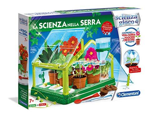 Clementoni- Gioco-La Scienza nella Serra, Colori Assortiti, 13039