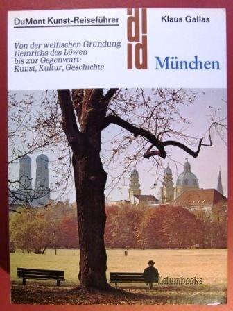 DuMont Kunst-Reiseführer: München