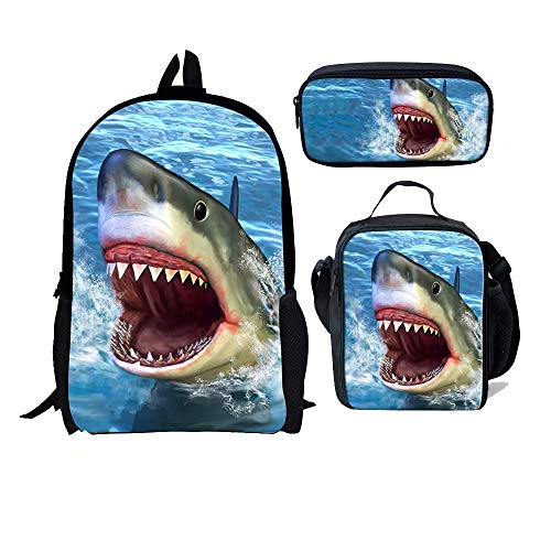 ck Mehrfarbig Crazy Shark-2(3pcs/Set) Einheitsgröße ()