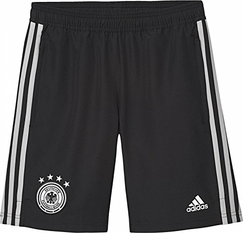 adidas Kinder DFB Woven Shorts Black/Grey Two f17/White, 152