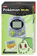Pokémon Mini Green + Pokémon Party mini