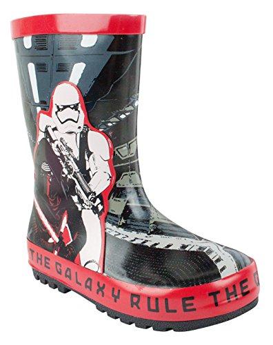 Star Wars Kylo Ren Rule The Galaxy Boy's Wellies