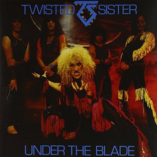 Twisted Sister: Under the Blade [Vinyl LP] (Vinyl)