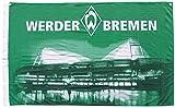 Werder Bremen Zimmerfahne 90x140cm Fahne Flagge
