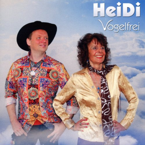 Vogelfrei - Heidi Hoffmann