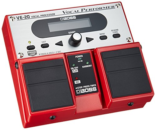 Boss VE-20 Vocal Effects Processor (Standard) (japan import)