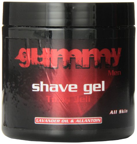 Gummy Shave Gel, 17 Ounce by Gummy