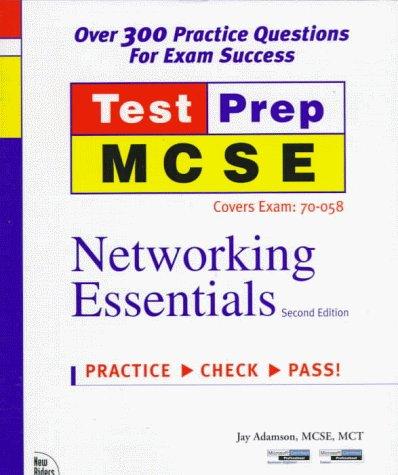 MCSE TestPrep: Networking Essentials