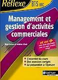 Image de Management et Gestion d'Activités Commerciales BTS NRC