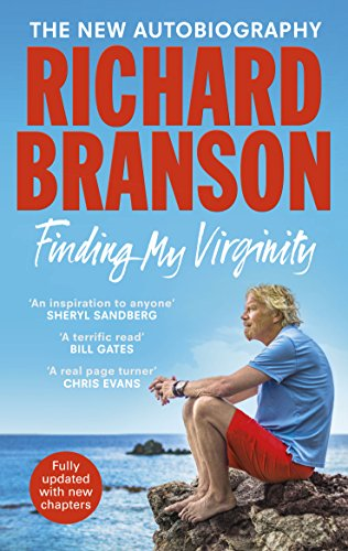 Finding My Virginity: The New Autobiography (English Edition)