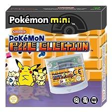 Pokémon Mini - Puzzle Collection