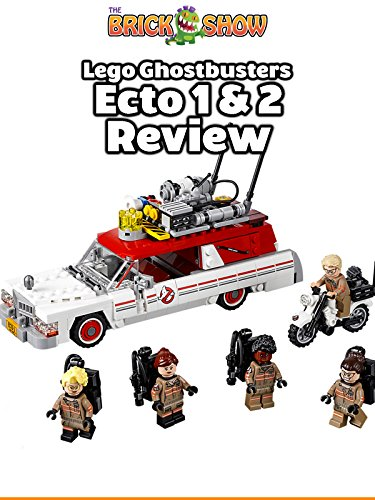 Lego Ghostbuster (Review: Lego Ghostbusters Ecto 1 & 2 Review [OV])
