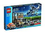 LEGO–301179–60009–Verfolgungsjagd mit Polizei-Hubschrauber