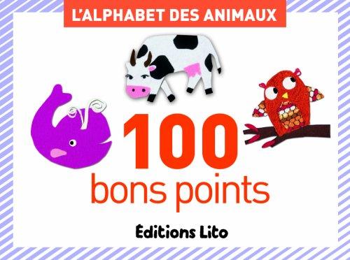 Bp 100 l'alphabet des animaux par collectif