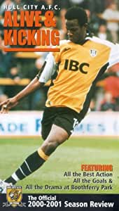 Hull City AFC - Alive And Kicking 2000/2001 [VHS]