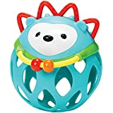 Baby Bucket Skip Hop Explore And More Roll Around Toy, Hedgehog