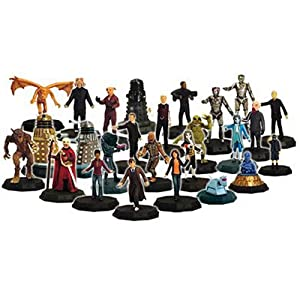 Character Options Doctor Who Micro Universe - 35mm 3 Figure Pack
