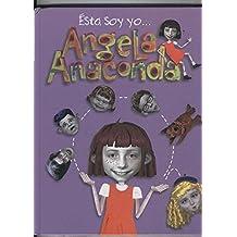 Esta soy yo Angela Anaconda
