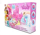 Disney Princess - Set de Arena de Juego para niñas (Slammer DP99904F)