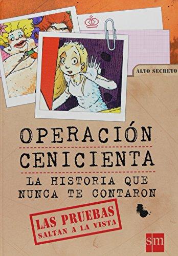 Portada del libro Operación cenicienta