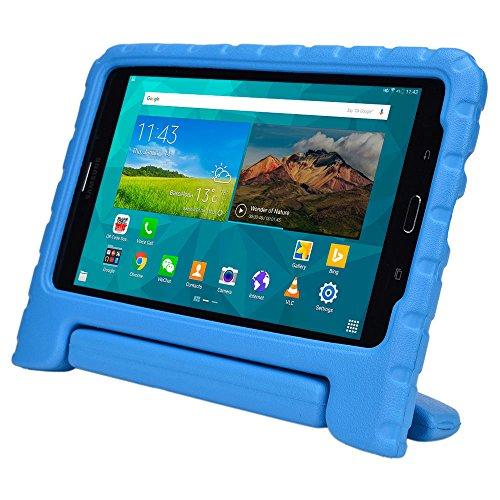 Cooper Cases(TM) Dynamo Samsung Galaxy Tab 4 7.0 (T230) Hülle für Kinder in Blau (Leicht, ungiftiger EVA-Schaum, haltbares Design, Extraschutz, Freier Stand)