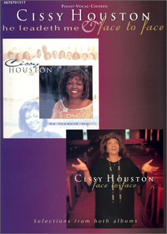 Cissy Houston - He Leadeth Me and Face to Face