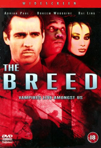 the-breed-dvd