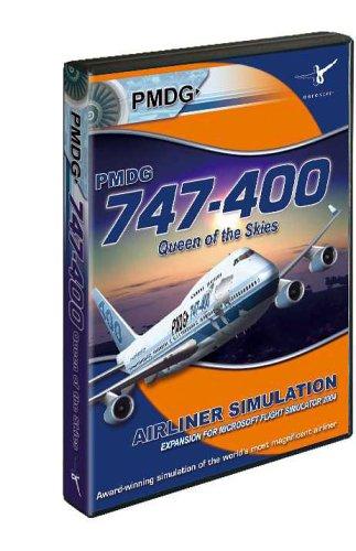 Aerosoft PMDG 747 Add-On for FS 2004 [UK Import]