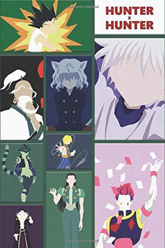Hunter x Hunter: Notice Me Senpai Notebooks, Anime Notebooks, Motivation, Inspiring, Journal, Hunter x Hunter