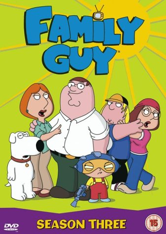 Family Guy - Season 3  DVD   1999