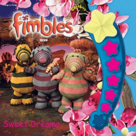 Fimbles: Sound Book: Sweet Dreams (board)