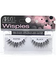 Ardell Invisibands Lashes Glamour Wispies Black