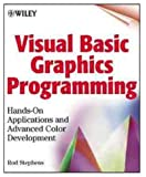 Visual Basic Graphics Programming 2nd Edition [Book & CD Rom]