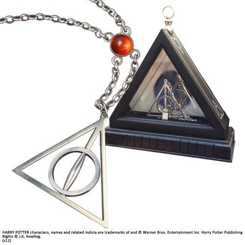 Collar de las Reliquias de la Muerte, de Harry Potter