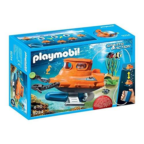 AliJuguetes Submarino con Motor DE PLAYMOBIL