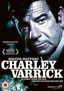 Charley Varrick [DVD] [Edizione: Regno Unito]