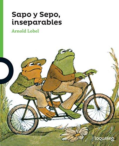 Sapo y Sepo, Inseparables (Sapo y Sepo / Frog and Toad) por Arnold Lobel