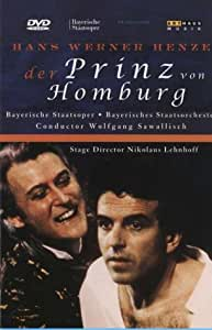 Henze, Hans Werner - Der Prinz von Homburg / Nikolaus Lehnhoff, Wolfgang Sawallisch, Bayerische Staatsoper