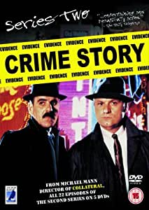 Crime Story - Series Two [DVD]