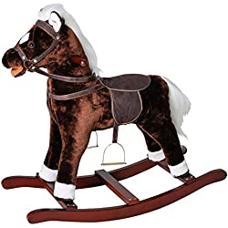 Knorr 40500- Brauny, cavallino a dondolo