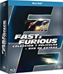 Pack Fast & Furious:  Colecci�n 1 - 7...