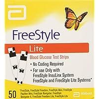 Freestyle Lite Testing Strips
