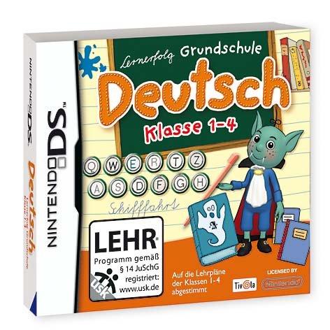 Lernerfolg Grundschule: Deutsch Klasse 1-4 - Für Nintendo Wort-spiele Ds