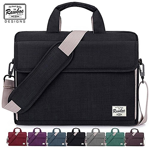6e710ef50e Meilleur FR Rawboe® MacBook Pro Retina 15-15.6 pouces. Sac pour ordinateur  élégant, multi-fonctions au tissu Oxford avec pochette pour les portables  Pour ...